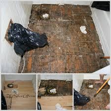 Diy Bathroom Floors