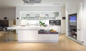 white modern kitchen. 5 |; Source: Kuchen. This Ultra Modern White Kitchen