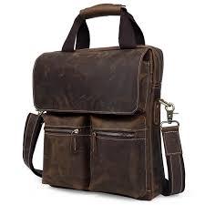 tiding retro style men vertical leather messenger bag 13 inch laptop brown handbag 1072 wallets for women las handbags from heheda3 177 8 dhgate com