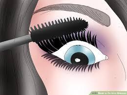 image led do emo makeup step 16