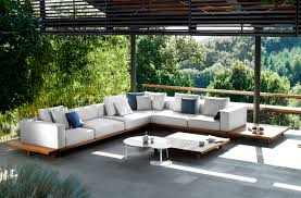 mediterranean outdoor furniture. Full Size Of L Shaped Sofa Outdoor Teak Wood Furniture White Leather Pad With Wooden Mediterranean