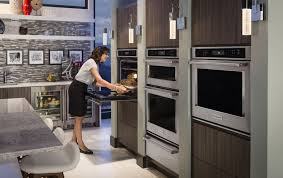 built in appliances. Modren Appliances KitchenAid Builtin Wall Oven Throughout Built In Appliances L