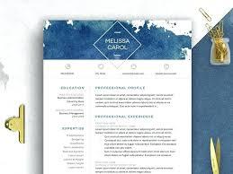 Modern Resume Templates Free Download Pdf Modern Resume Template Word