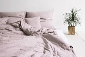 amazing duvet covers linum inside dusty pink duvet cover