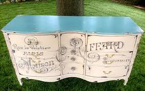 whimsy furniture. Whimsy Furniture. 07 - Bels Paris Painted Dresser Furniture E