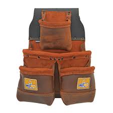 4 pocket elite series tool pouch with side by side
