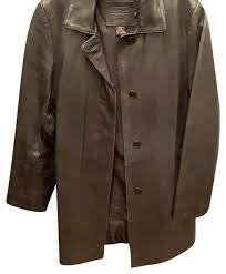 coach pea coat image 0