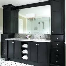 white bathroom cabinets with granite. White Bathroom Cabinets With Dark Countertops Full Size Of Ideas Colors Shower Granite