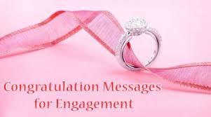 Sample Engagement Messages, Engagement Wishes, Congratulation