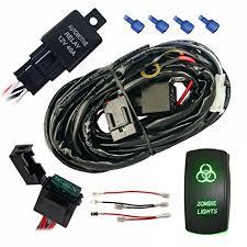 cheap fan light switch wiring diagram fan light switch switch wiring diagram · mictuning universal 14 awg 14 ft 2 lights copper led light bar wiring harness