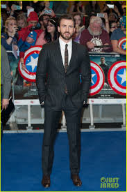 Captain America The Winter Soldier UK Premiere Oh No They Didn t