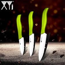 XYj керамические <b>наборы кухонных</b> ножей многоцветные ...