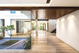 Small Picture A Sleek Modern Home with Indian Sensibilities and an Interior