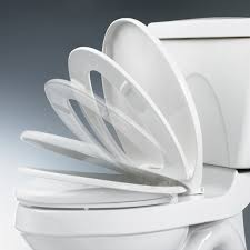 soft closing toilet seats are a fairly recent innovation of toilet seats they allow you to individually close either the seat or the lid or you can close