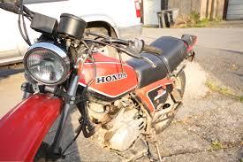 1981 honda xl250s