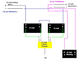 24 volt 12 volt wiring ? chicago illinois fishing forum 24 volt trolling motor battery wiring diagram at 24 Volt Trolling Motor Battery Wiring