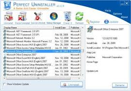 Remove Microsoft Office From Your Computer With Perfect Uninstaller