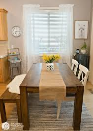 image breakfast nook september decorating. Breakfast Nook Makeover | Kitchen Ideas For Simple And Stylish Decorating On A Budget. Image September F