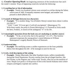 example of literary essay literary commentary help response to  i this guide to writing the literary analysis essay on the website of south newton