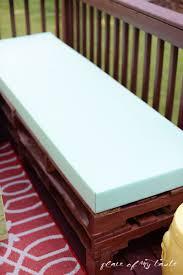 how to make pallet furniture. Uncategorized How To Make A Pallet Bench The Best Diy Furniture Patio Makeover Of