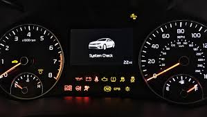 What Does A Battery Light Mean 15 Dashboard Warning Lights What Are They Kia Sorento