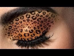 Leopard <b>Eyes</b>: HD <b>Makeup</b> Tutorial | givegoodface Video | Beautylish