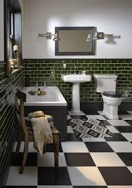 black and white bathroom wall decor 12 ideas for designing an art deco bathroom on art deco bathroom wall decor with black and white bathroom wall decor 12 ideas for designing an art
