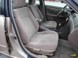 Beige Interior 1997 Toyota Camry LE Photo #39310933 | GTCarLot.com