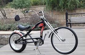 kb chopper bike co9 yellow chopper aluminium city bike with