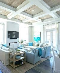 coastal living room design. Beach House Living Room Ideas Coastal Design Best Rooms On