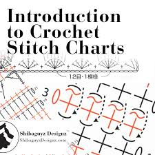 Introduction To Reading Crochet Charts A Free Step By Step