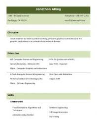 Resume Template 79 Excellent Free Creative Templates Word Format