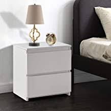 2 Drawer Bedside Table - Amazon.co.uk