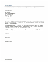 Thank You Letter Example Interview New Thank You Letter Template Job