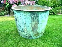 extra large garden pots outdoor planters planter ideas giant best plant ireland