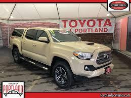 Kia of Portland on Broadway - Used Toyota Tacoma for sale Portland