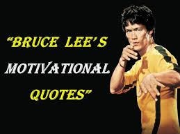 Bruce Lee Quotes Amazing Bruce Lee's Motivational Quotes YouTube