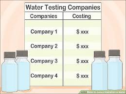 diy water testing 3 ways to detect radiation in water wikihow