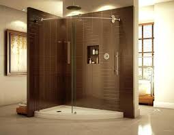 clean glass shower doors shower doors bathroom enclosures cleaning glass shower doors with vinegar and baking