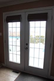 single exterior french door. Wonderful French Exterior French Doors With Built In Blinds Centralazdining Throughout Single Door