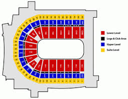 Sears Centre All In Seating Chart Venue Seating Charts She 100 3 Wshe Chicago