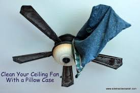 after you ve made your rounds to each blade admire how new and shiny your ceiling fan looks