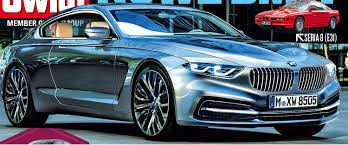 2018 bmw 8 series gran coupe. Fine Gran BMW 8 Series Coupe Rendering 750x313 On 2018 Bmw Series Gran Coupe