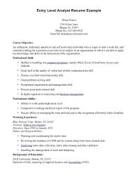 Cashier Objective Resume Examples Examples Of Resumes