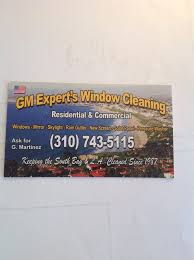 gm experts window