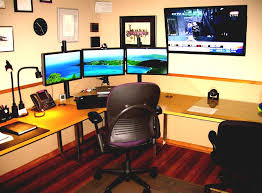 comely trendy basement home office basement office ideas basement office ideas