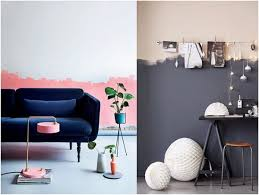 painting a room two colorsTrends 2017 Two Colors Wall Painting Ideas  Home Decor Trends
