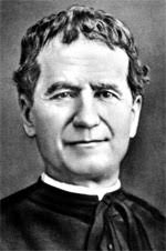 What follows are the words of St. <b>John Bosco</b> to his Salesians as found in <b>...</b> - Don-Bosco-Foto2