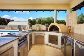 Awesome Indoor Outdoor Kitchen Designs Stuff For Your Flat