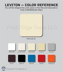🏠 🔌 buy leviton almond l s mural dimmer switch color change 66 Block Wiring Diagram 🏠 🔌 buy leviton almond l s mural dimmer switch color change conversion kit mrk0d la online